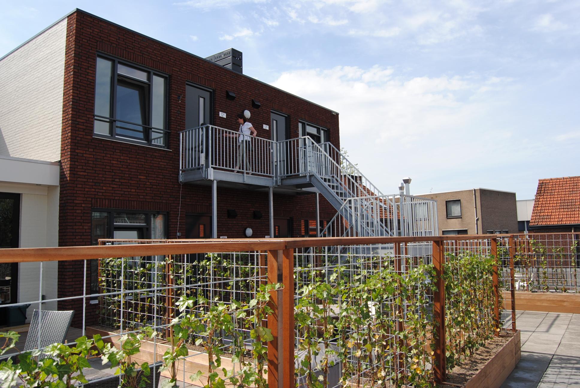 Architect appartementen