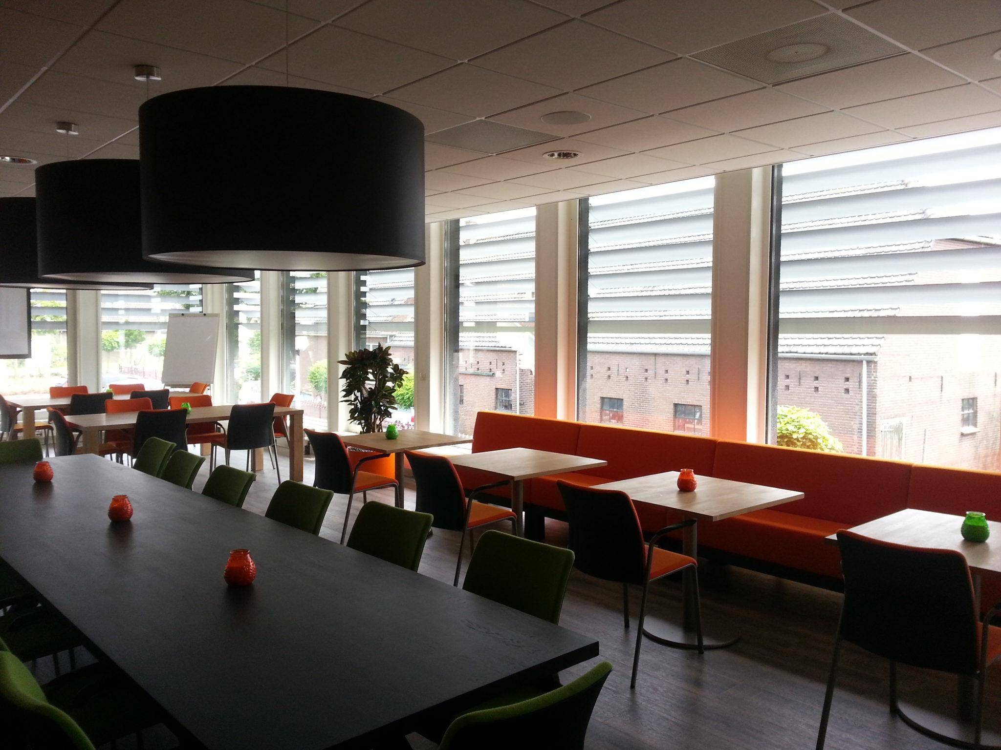 Revitalisatie kantoor bleiswijk studio bruce for Kantoor interieur