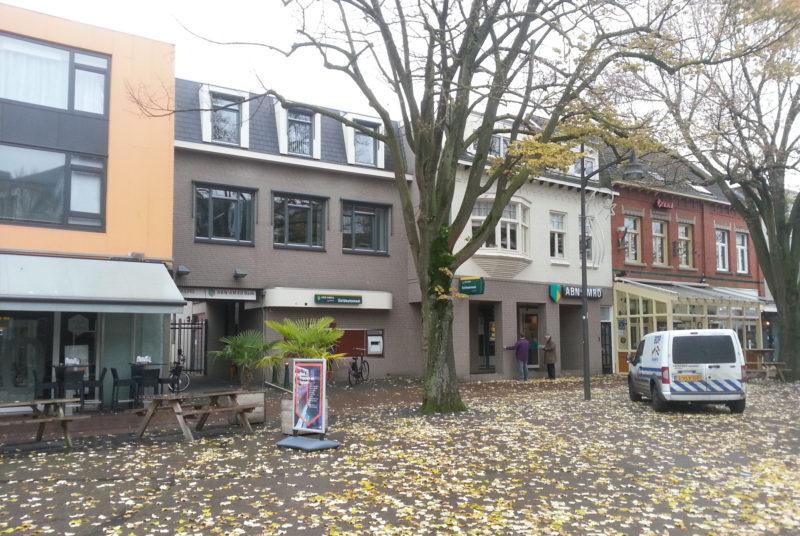 Oude ABN AMRO Wilhelminaplein Horst