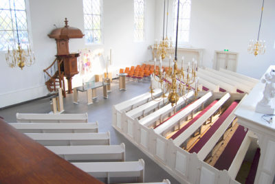 Architect ontwerp kerk