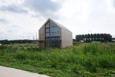 Schuurwoning ontwerp architect