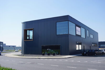 architect autoshowroom
